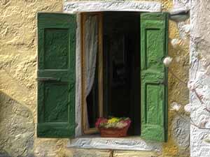 buena ventilación para pintar al oleo