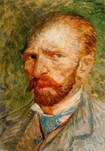 Autoretrato Van Gogh 1887