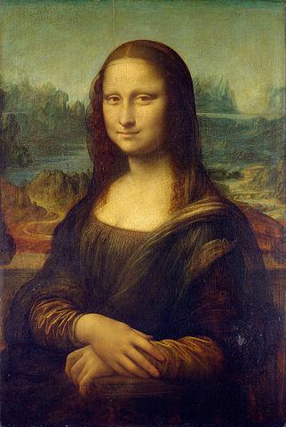 Giaconda Mona Lisa Leonardo da Vinci