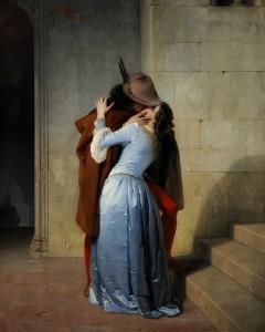 El beso de Hayez