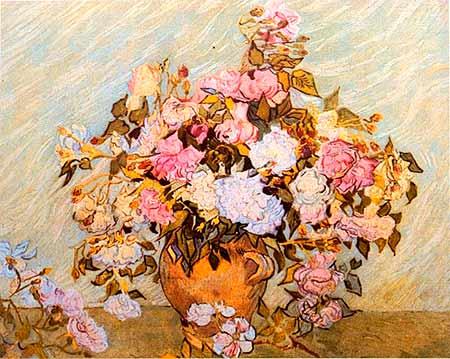 Jarron-con-rosas-Van-Gogh