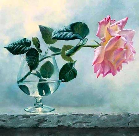 alexei-antonov-rose-in-a-cup