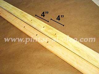 orificios-soporte-horizontal caballete