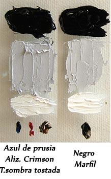 mezclas de colores 4 c mo obtener el color negro y gris