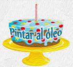 primer cumpleaños blog pintar al oleo