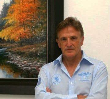 Pintor español paisajes al oleo Miguel Peidro