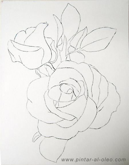 dibujo-imagen-transferido-lienzo