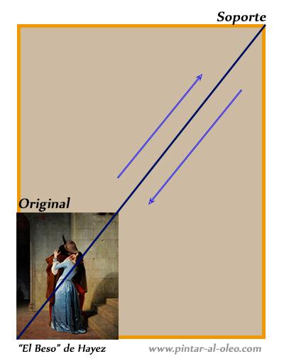 diagonal-escalar-foto-lienzo