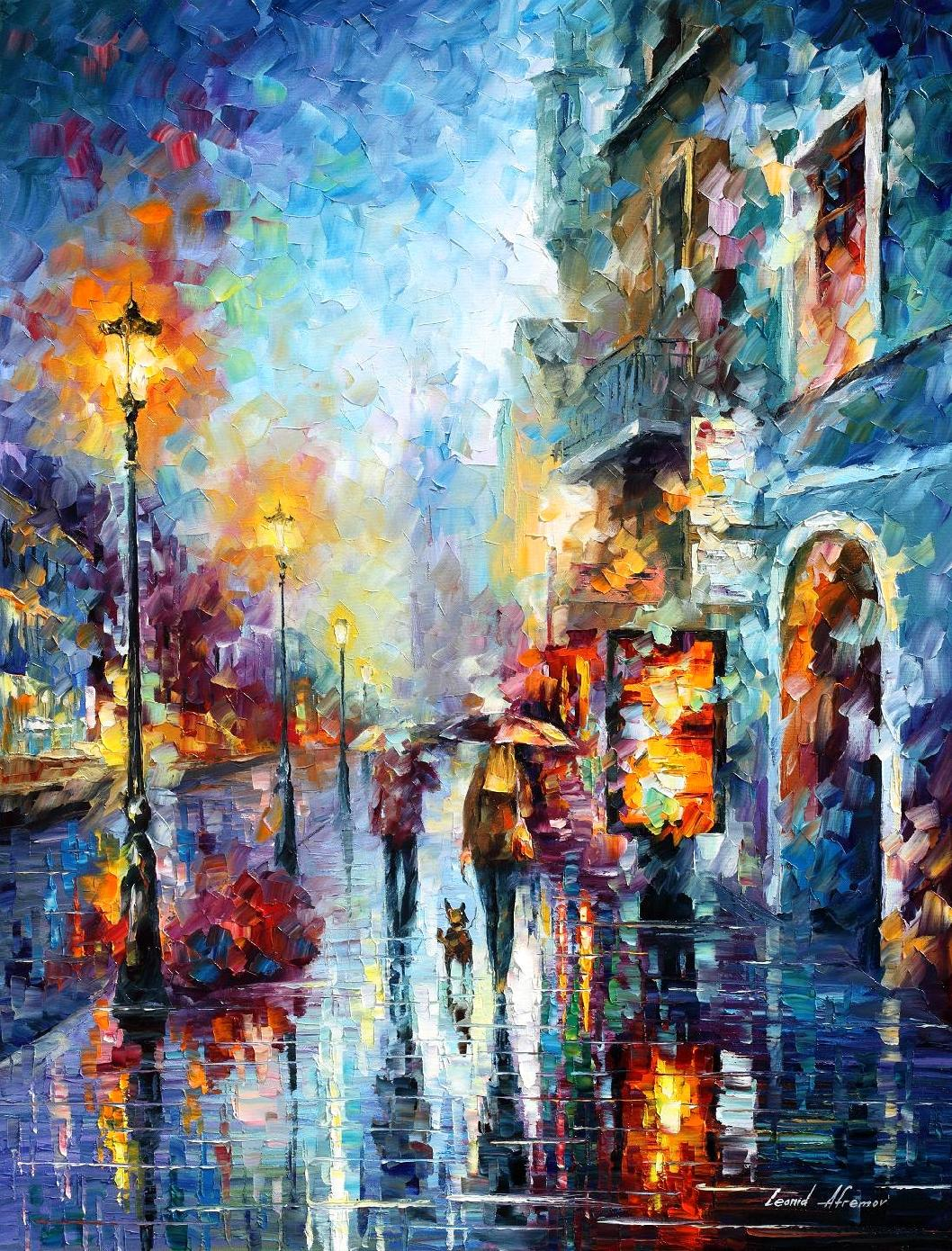 MELODY OF PASSION - Leonid Afremov