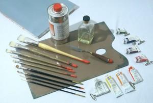 Como Pintar Al Oleo Pintar Al óleo
