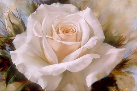 Cómo pintar flores paso a paso?: Artistas que pintan flores
